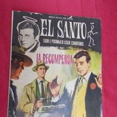 Tebeos: EL SANTO . Nº 7 . LA RECOMPENSA. EDITORIAL. FERMA.. Lote 133401794