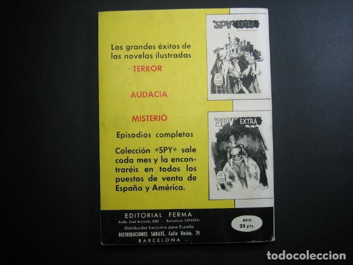 Tebeos: SPY EXTRA (1969, FERMA) 9 · 1969 · SPY EXTRA***EXCELENTE*** - Foto 2 - 133403690