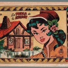 Tebeos: PERLA DE LA ILUSION, LA. COL. PRINCESITA CAROLINA Nº 36 EXCLUSIVAS FERMA 1957. Lote 133541554