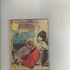 Tebeos: SERIE AMOR-FERMA-AÑO 1962-B/N-FORMATO GRAPA-Nº 262-NO TE CASES CON EL. Lote 133650026