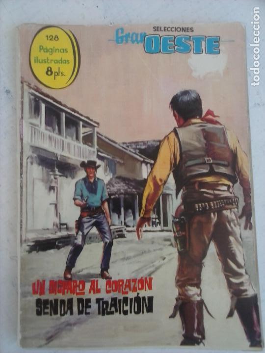 SELECCIONES GRAN OESTE Nº 11 - FERMA 1963 - COMO NUEVO, VER IMÁGENES - 132 PGS. (Tebeos y Comics - Ferma - Gran Oeste)