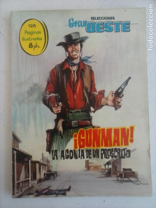 SELECCION GRAN OESTE Nº 12 - FERMA 1963 - COMO NUEVO - 132 PGS (Tebeos y Comics - Ferma - Gran Oeste)