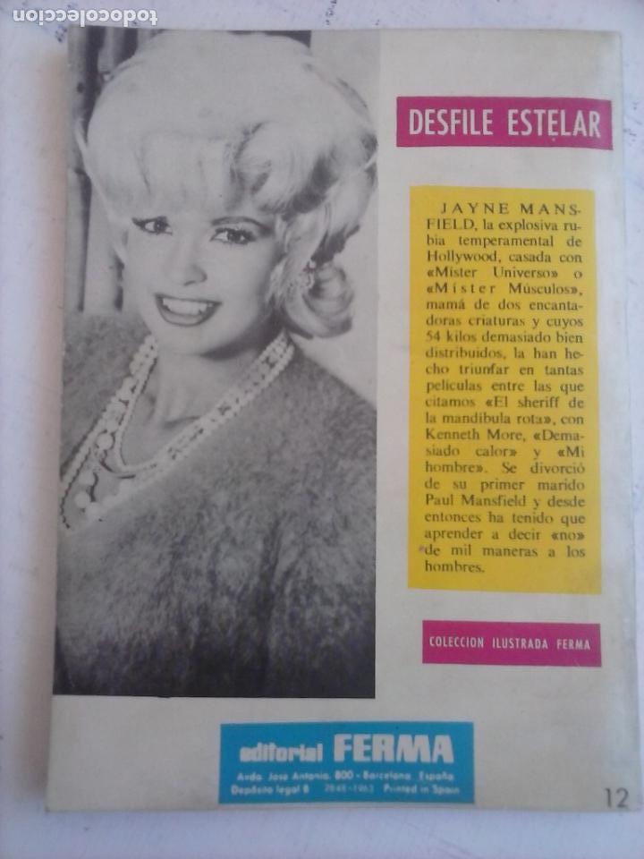 Tebeos: SELECCION GRAN OESTE Nº 12 - FERMA 1963 - COMO NUEVO - 132 PGS - Foto 3 - 133674810