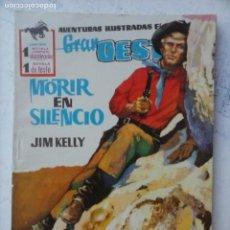 Tebeos: GRAN OESTE Nº 82 - FERMA 1962 - COMO NUEVO. Lote 133677042