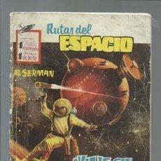 Tebeos: RUTAS DEL ESPACIO 5: VIAJE SIN RETORNO, 1958, FERMA. Lote 133791674