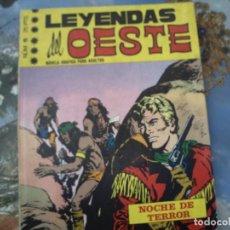 Tebeos: LEYENDAS DEL OESTE . Lote 134542278