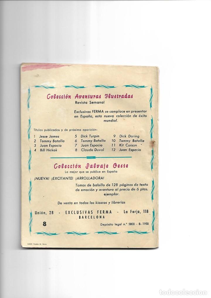 Tebeos: Aventuras Ilustradas Ferma, Año 1.958. Colección Completa son 88. Tebeos Originales Nuevos - Foto 23 - 134816354