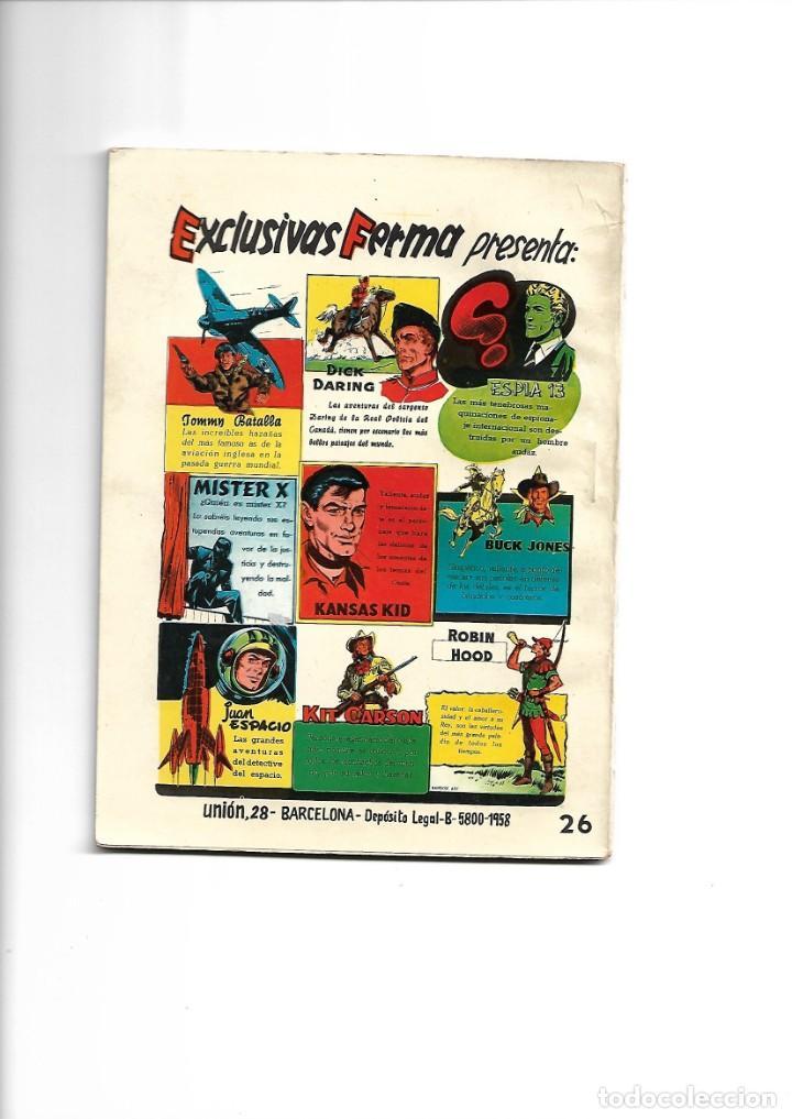 Tebeos: Aventuras Ilustradas Ferma, Año 1.958. Colección Completa son 88. Tebeos Originales Nuevos - Foto 25 - 134816354