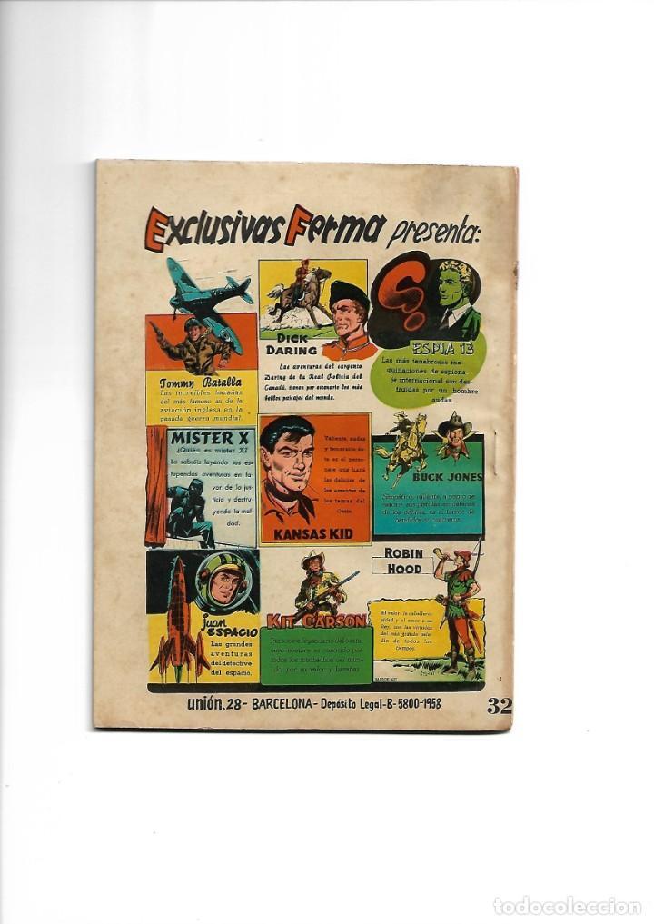 Tebeos: Aventuras Ilustradas Ferma, Año 1.958. Colección Completa son 88. Tebeos Originales Nuevos - Foto 29 - 134816354