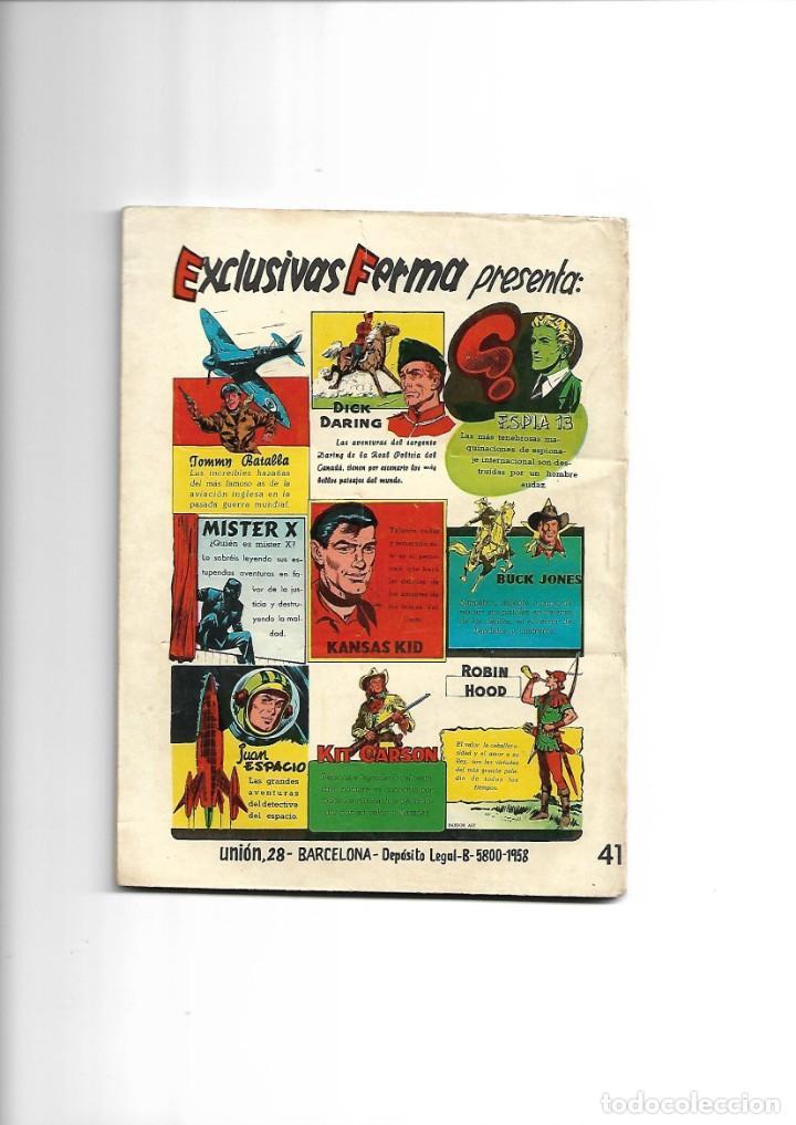 Tebeos: Aventuras Ilustradas Ferma, Año 1.958. Colección Completa son 88. Tebeos Originales Nuevos - Foto 31 - 134816354