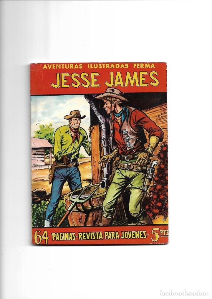 Tebeos: Aventuras Ilustradas Ferma, Año 1.958. Colección Completa son 88. Tebeos Originales Nuevos - Foto 32 - 134816354