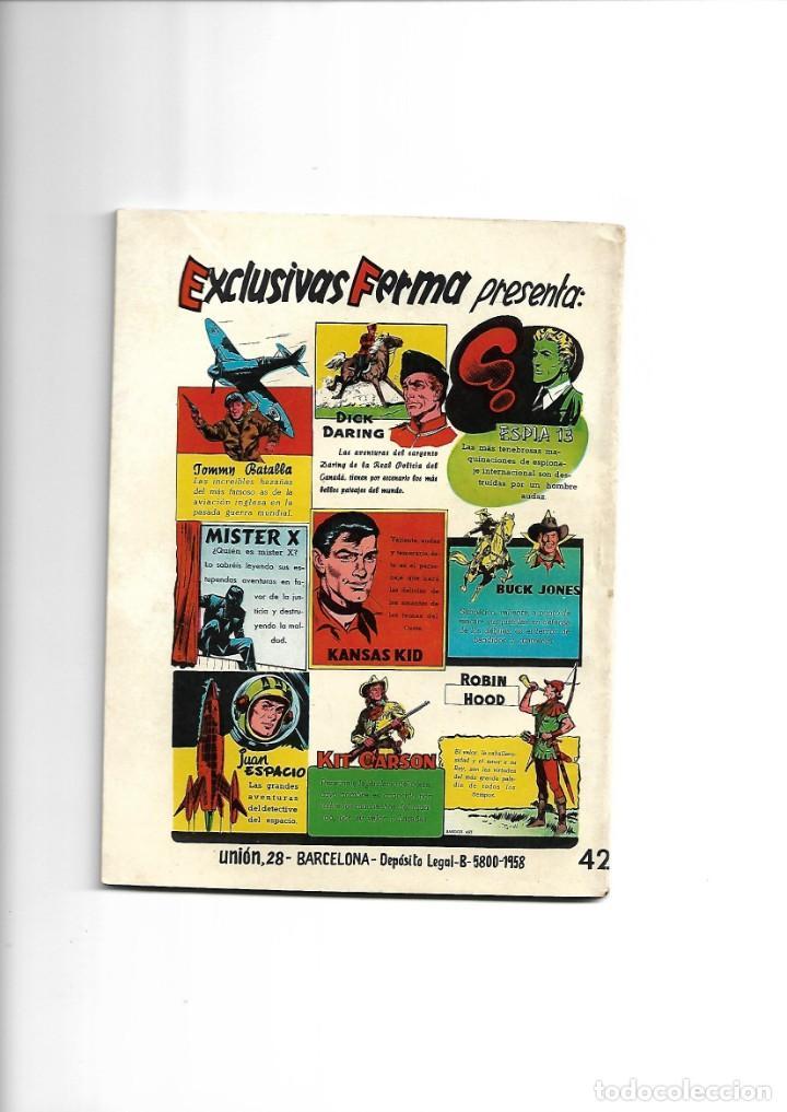Tebeos: Aventuras Ilustradas Ferma, Año 1.958. Colección Completa son 88. Tebeos Originales Nuevos - Foto 33 - 134816354