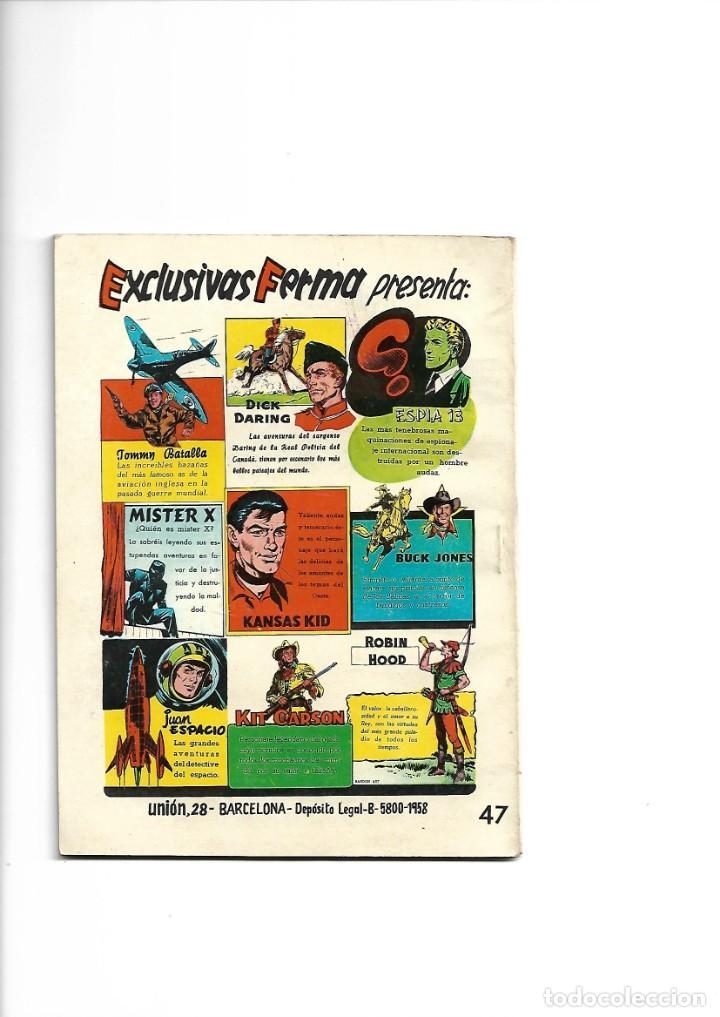 Tebeos: Aventuras Ilustradas Ferma, Año 1.958. Colección Completa son 88. Tebeos Originales Nuevos - Foto 35 - 134816354