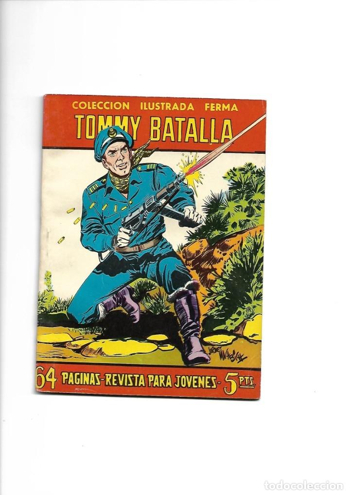 Tebeos: Aventuras Ilustradas Ferma, Año 1.958. Colección Completa son 88. Tebeos Originales Nuevos - Foto 36 - 134816354