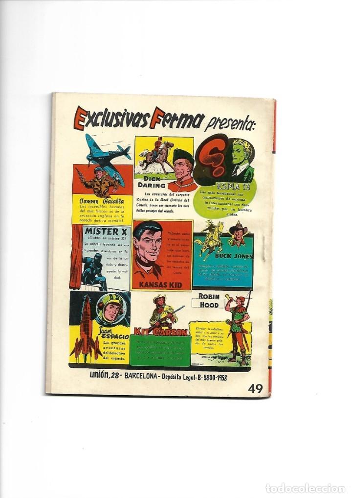 Tebeos: Aventuras Ilustradas Ferma, Año 1.958. Colección Completa son 88. Tebeos Originales Nuevos - Foto 37 - 134816354