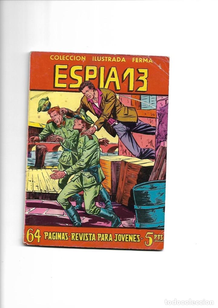 Tebeos: Aventuras Ilustradas Ferma, Año 1.958. Colección Completa son 88. Tebeos Originales Nuevos - Foto 38 - 134816354