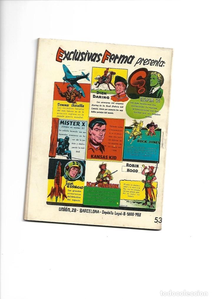 Tebeos: Aventuras Ilustradas Ferma, Año 1.958. Colección Completa son 88. Tebeos Originales Nuevos - Foto 41 - 134816354