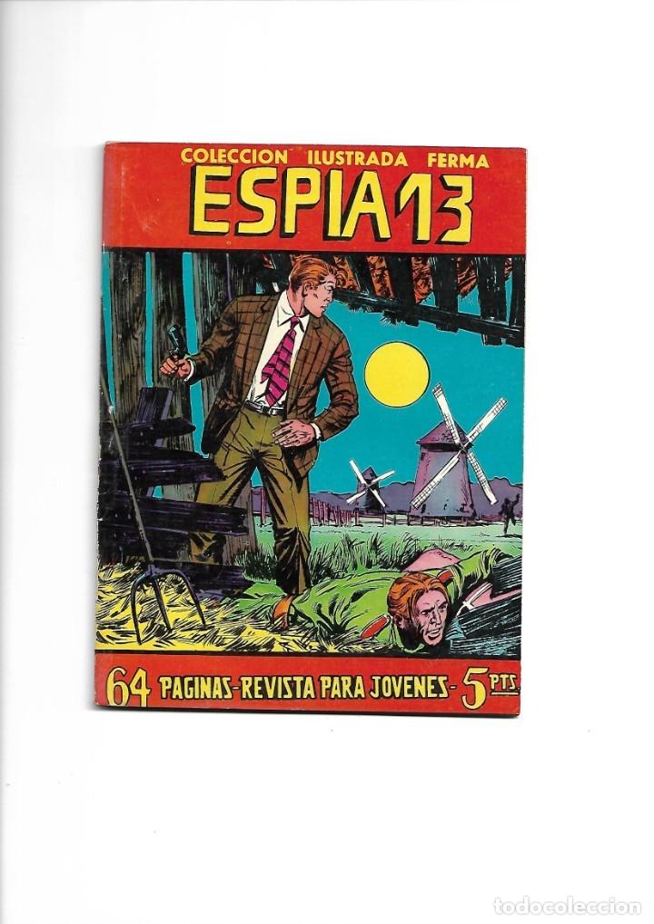 Tebeos: Aventuras Ilustradas Ferma, Año 1.958. Colección Completa son 88. Tebeos Originales Nuevos - Foto 42 - 134816354