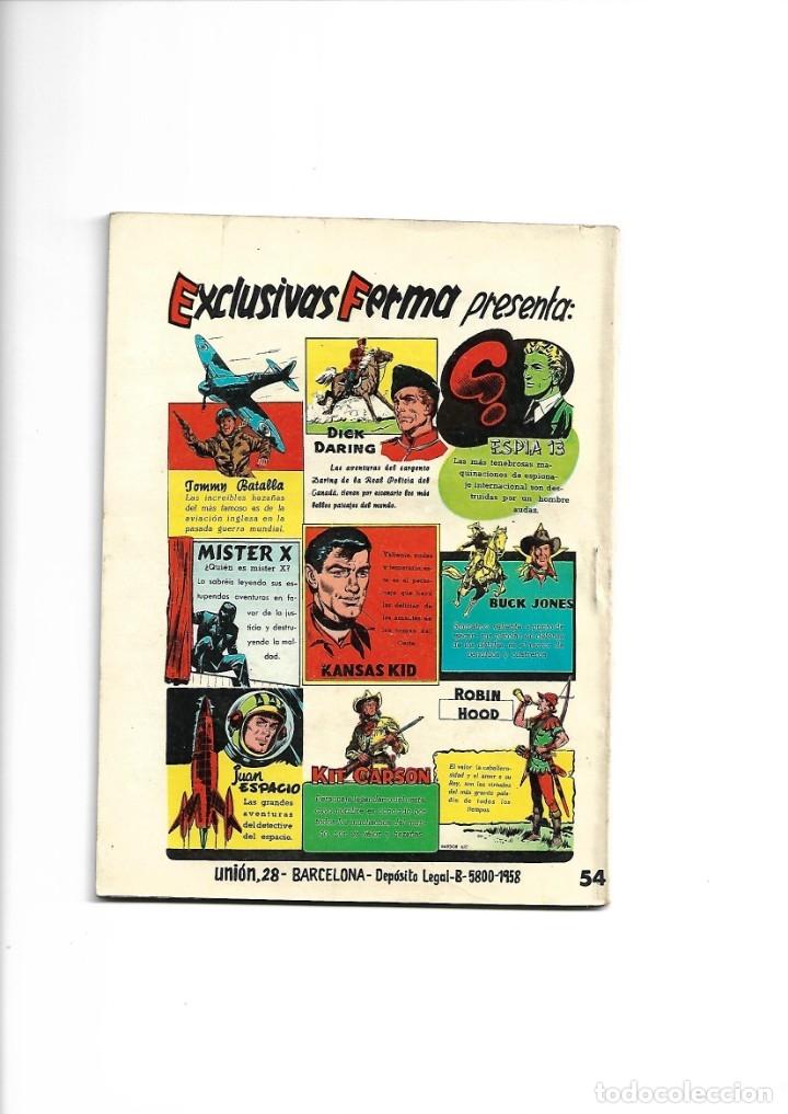 Tebeos: Aventuras Ilustradas Ferma, Año 1.958. Colección Completa son 88. Tebeos Originales Nuevos - Foto 43 - 134816354