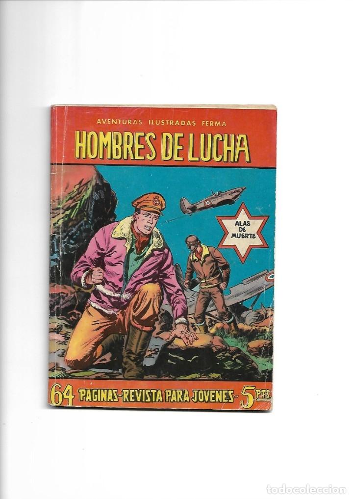 Tebeos: Aventuras Ilustradas Ferma, Año 1.958. Colección Completa son 88. Tebeos Originales Nuevos - Foto 46 - 134816354