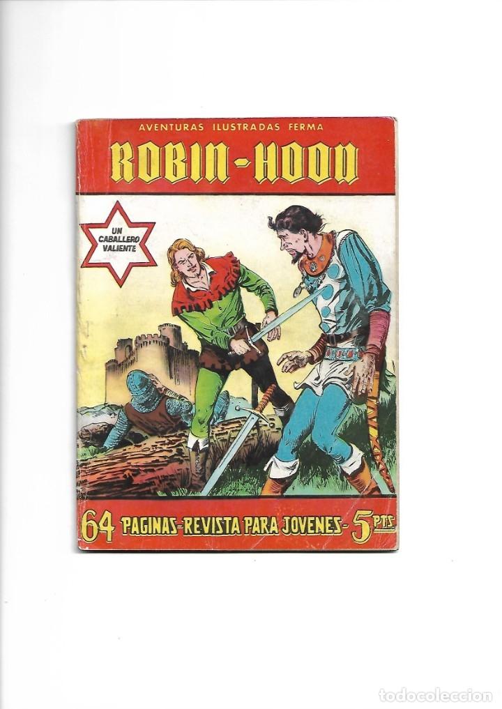 Tebeos: Aventuras Ilustradas Ferma, Año 1.958. Colección Completa son 88. Tebeos Originales Nuevos - Foto 48 - 134816354