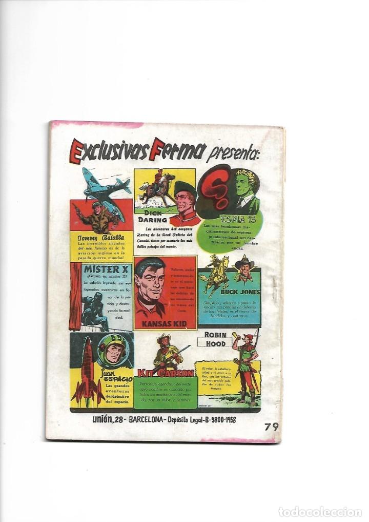 Tebeos: Aventuras Ilustradas Ferma, Año 1.958. Colección Completa son 88. Tebeos Originales Nuevos - Foto 49 - 134816354