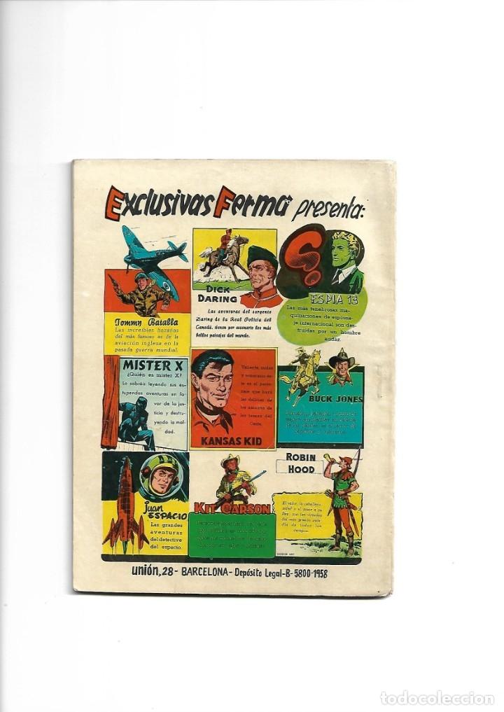 Tebeos: Aventuras Ilustradas Ferma, Año 1.958. Colección Completa son 88. Tebeos Originales Nuevos - Foto 53 - 134816354