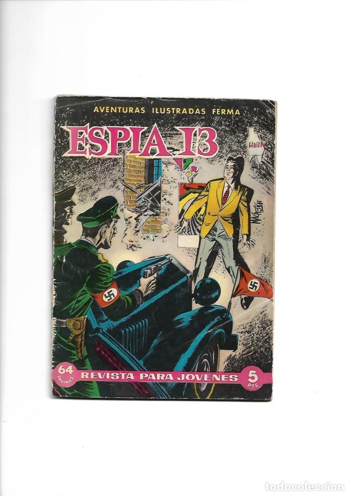 Tebeos: Aventuras Ilustradas Ferma, Año 1.958. Colección Completa son 88. Tebeos Originales Nuevos - Foto 54 - 134816354