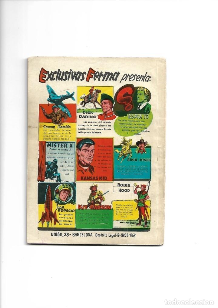 Tebeos: Aventuras Ilustradas Ferma, Año 1.958. Colección Completa son 88. Tebeos Originales Nuevos - Foto 55 - 134816354