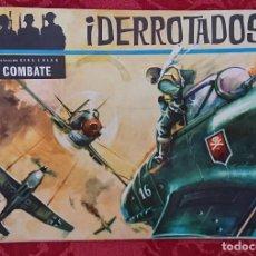 Tebeos: COMIC COLECCIÓN CINECOLOR Nº2 DERROTADOS. Lote 135318298