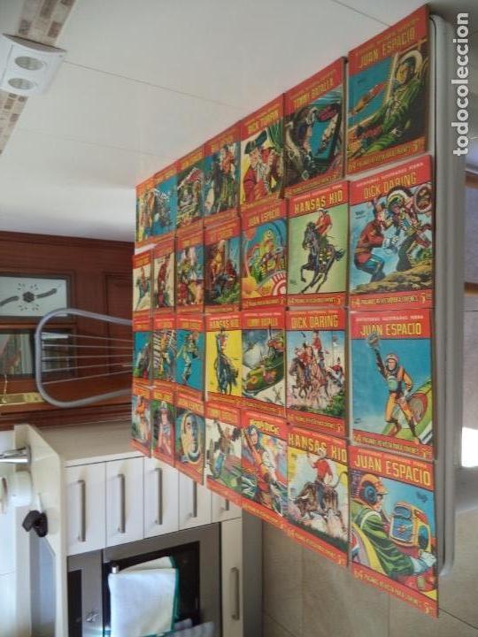 Tebeos: Aventuras Ilustradas Ferma, Año 1.958. Colección Completa son 88. Tebeos Originales Nuevos - Foto 5 - 134816354