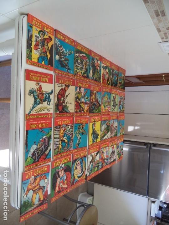 Tebeos: Aventuras Ilustradas Ferma, Año 1.958. Colección Completa son 88. Tebeos Originales Nuevos - Foto 6 - 134816354