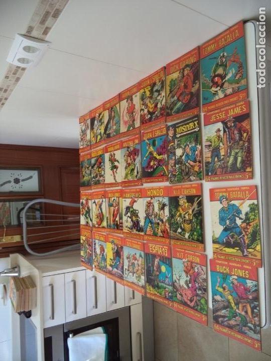 Tebeos: Aventuras Ilustradas Ferma, Año 1.958. Colección Completa son 88. Tebeos Originales Nuevos - Foto 8 - 134816354