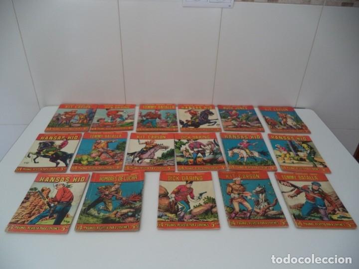 Tebeos: Aventuras Ilustradas Ferma, Año 1.958. Colección Completa son 88. Tebeos Originales Nuevos - Foto 10 - 134816354