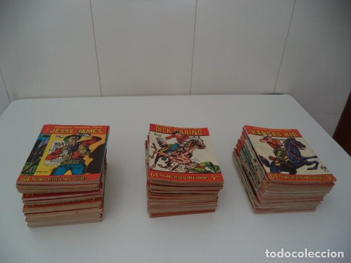 Tebeos: Aventuras Ilustradas Ferma, Año 1.958. Colección Completa son 88. Tebeos Originales Nuevos - Foto 2 - 134816354