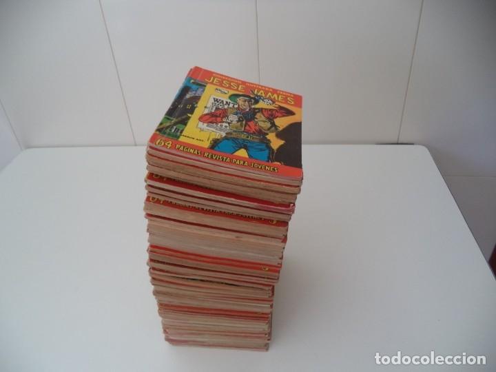 AVENTURAS ILUSTRADAS FERMA, AÑO 1.958. COLECCIÓN COMPLETA SON 88. TEBEOS ORIGINALES NUEVOS (Tebeos y Comics - Ferma - Aventuras Ilustradas)