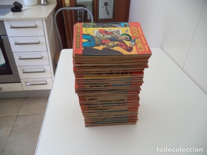 Tebeos: Aventuras Ilustradas Ferma, Año 1.958. Colección Completa son 88. Tebeos Originales Nuevos - Foto 16 - 134816354