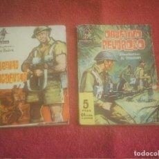 Tebeos: COMBATE EDITORIAL FERMA Nº 62 Y 67 . 64 PAGINAS 1962.. Lote 135804698