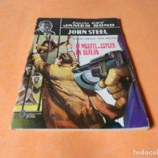 Livros de Banda Desenhada: AGENTE 007 JAMES BOND, Nº 15: LA MUERTE ESPERA EN BERLÍN. BUEN ESTADO. Lote 136814918