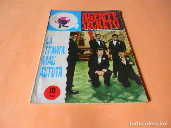 AGENTE SECRETO NUMERO 31: LA TRAMPA MAS ASTUTA. BUEN ESTADO (Tebeos y Comics - Ferma - Agente Secreto)