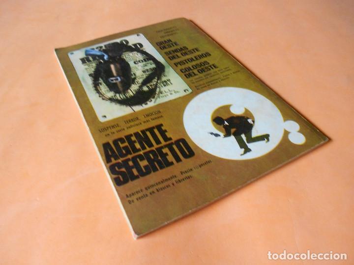 Tebeos: Agente Secreto numero 31: La trampa mas astuta. BUEN ESTADO - Foto 2 - 136815478