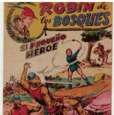 Tebeos: ROBIN DE LOS BOSQUES Nº 56 - ED. FERMA - ORIGINAL. Lote 136822622