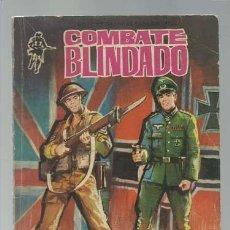 Tebeos: COMBATE BLINDADO 121: BAJO DOS BANDERAS, 1962, FERMA, BUEN ESTADO. Lote 137115726