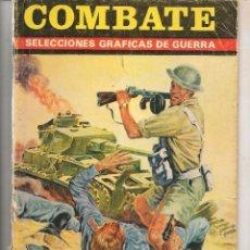 Tebeos: COMBATE- SELECCIONES GRÁFICAS DE GUERRA- Nº 44 - GRAN ALFONSO FONT-1975-BUENO-MUY RARO-LEAN-9550. Lote 137362293
