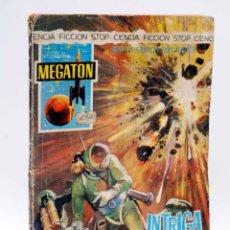 Tebeos: MEGATÓN. NOVELAS GRÁFICAS DE CIENCIA FICCIÓN 20. INTRIGA ESTELAR. FERMA, 1966. Lote 139394869