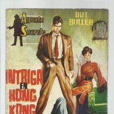 Tebeos: AGENTE SECRETO 5: INTRIGA EN HONG KONG, 1962, FERMA, BUEN ESTADO. Lote 139748098