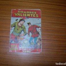 Tebeos: HONBRES VALIENTES Nº 11 EDITA FERMA . Lote 139784722