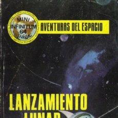 Tebeos: MINI INFINITUM-AVENTURAS DEL ESPACIO- Nº 22 -LANZAMIENTO LUNAR-MARLO-1981-MUY BUENO-ÚNICO EN TC-3407. Lote 205545078