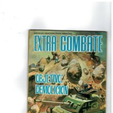 Tebeos: EXTRA COMBATE Nº 66. FERMA,1965. MUY BUENO.. Lote 141391282