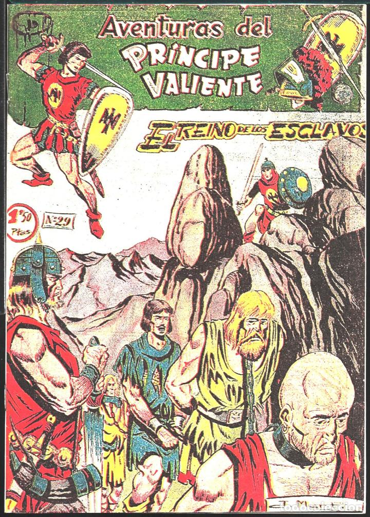 TEBEOS-COMICS CANDY - PRINCIPE VALIENTE - 29 - - FERMA - RARO *AA99 (Tebeos y Comics - Ferma - Otros)